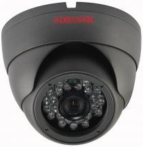 Defender Security 1200TVL 20m IR Day/Night Dome Camera, Black