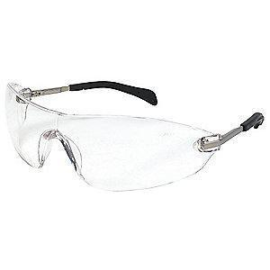 Condor Winger Mini Anti-Fog, Scratch-Resistant Safety Glasses, Clear Lens Color
