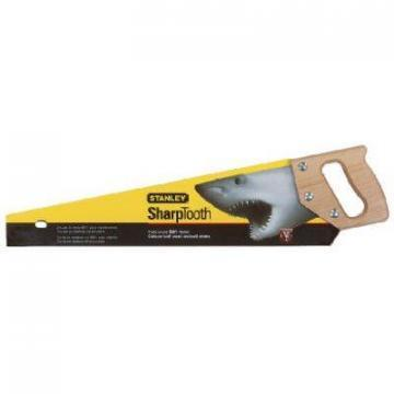 Stanley Short-Cut Hand Saw, 20""