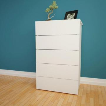 Nexera Taxi 5-Drawer Chest