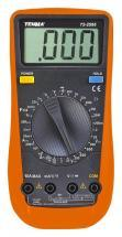 Tenma 600V AC/DC Manual Ranging Digital Multimeter with Temperature Measurement