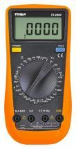 Tenma 600V AC/DC Manual Ranging Digital Multimeter