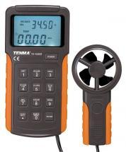 Tenma CFM/ CMM Digital Anemometer with Thermometer