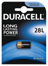 Duracell Ultra 6V Lithium 28L Camera Battery