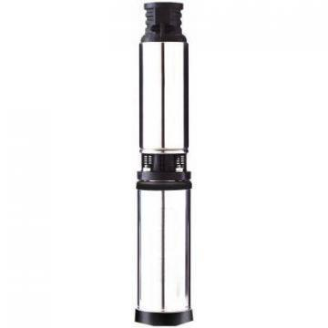 Master Plumber Submersible Well Pump, 4-Inch Stainless-Steel, 1-HP Motor, 230V,