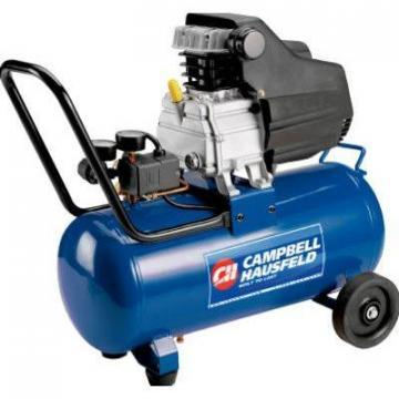 Campbell Hausfeld 8-Gallon Home/Auto Maintenance Oil-Lubricated Air Compressor