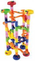 Cheatwell 74 Piece Margureka Marble Run Set