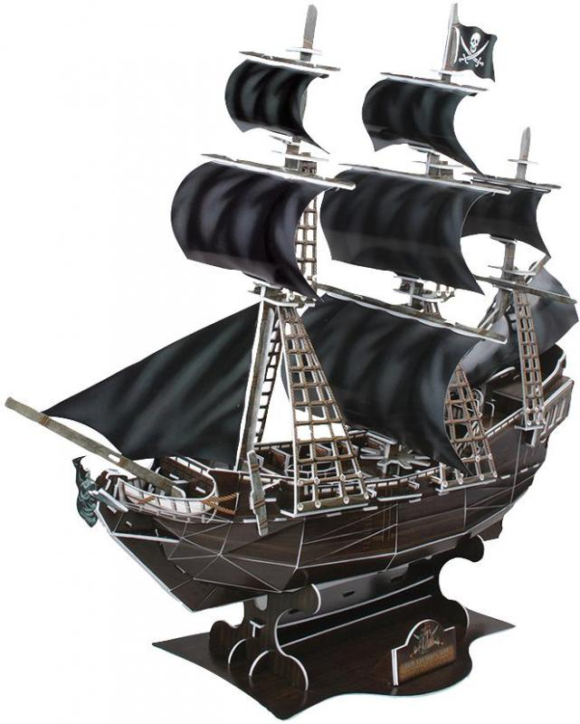 Cheatwell 3D Pirate Ship Model