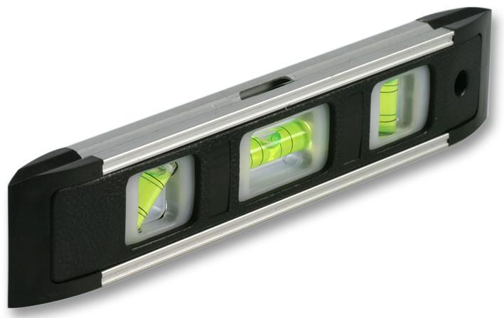 "Duratool Magnetic Torpedo Level 9"" (230mm)"