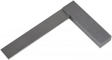 "Duratool 4"" (100mm) Solid Steel Engineer Square"
