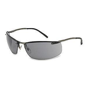 Honeywell Slate  Anti-Fog Safety Glasses, Gray Lens Color