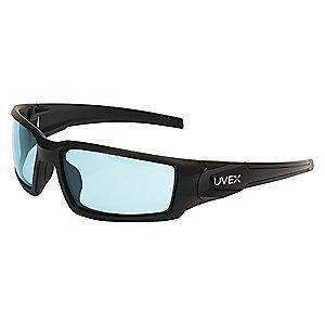 Honeywell Hypershock Anti-Fog Safety Glasses, SCT-Blue Lens Color