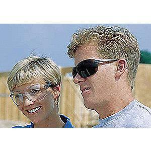 Honeywell Spitfire  Anti-Fog Safety Glasses, Espresso Lens Color