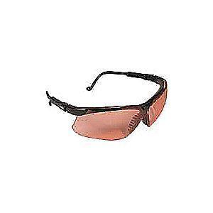 Honeywell Genesis  Anti-Fog Safety Glasses, SCT-Vermilion Lens Color
