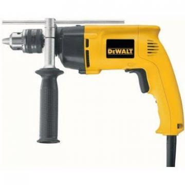 "DeWalt Hammer Drill, 1/2"", VS Reversing, 0-2,700 RPM & 0-46,000 BPM, 360° Side H"