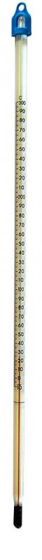 Brannan Thermometer, GLASS, -10 TO +300°C