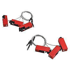 Brady Single Pole Breaker Lockout, 120/277, Clamp-On, High-Impact Polymers