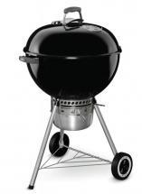 "Weber 22"" Original Kettle Premium Charcoal BBQ in Black"