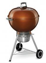 "Weber 22"" Original Kettle Premium Charcoal BBQ in Copper"