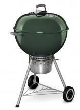 "Weber 22"" Original Kettle Premium Charcoal BBQ in Green"
