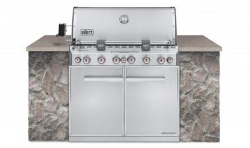 Weber Summit S-660 Built-In Gas BBQ