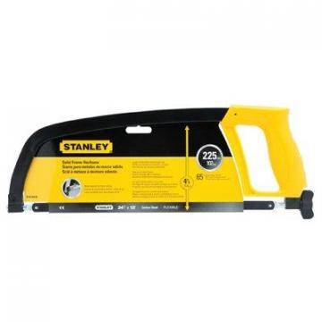 Stanley Tension Hacksaw, Metal-Frame, 12-In.