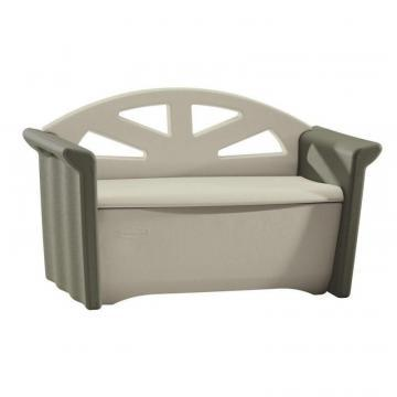 Rubbermaid Patio Storage Bench