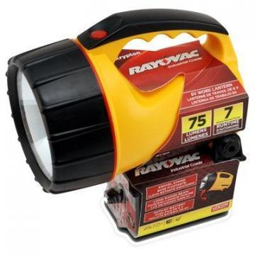 Rayovac 6V Industrial Krypton Lantern With Batteries