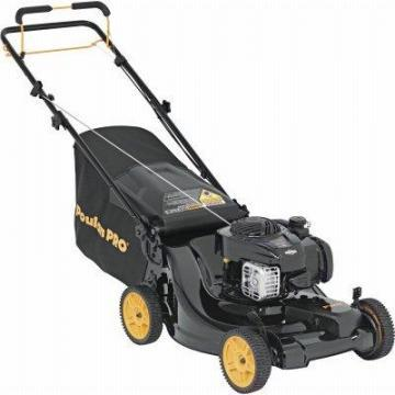 Husqvarna Poulan Pro Self-Propelled 3-N-1 Lawn Mower, 140cc Engine, 22""