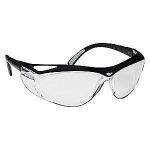 Jackson Safety V20 ENVISION Anti-Fog Scratch-Resistant Safety Glasses, Clear