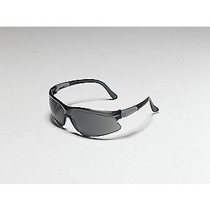 Jackson Safety V20 Visio Anti-Fog Scratch-Resistant Safety Glasses, Smoke