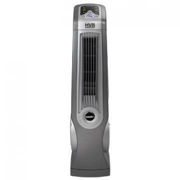 Lasko High-Velocity Floor Fan With Remote Control, Oscillating, 20-In.