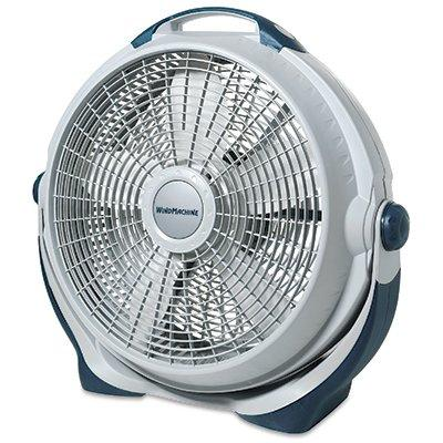 Lasko 20-Inch Wind Machine Fan With 360-Degree Rotation