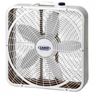 Lasko 20-Inch Weather Shield Weatherproof Box Fan