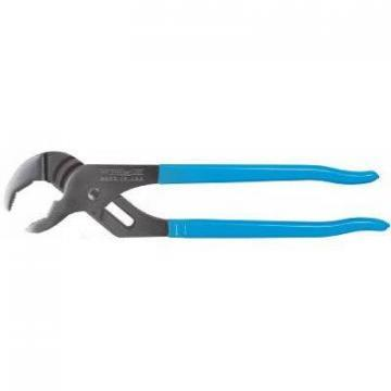 Channellock Pliers, Tongue & Groove, V-Jaw, 12""