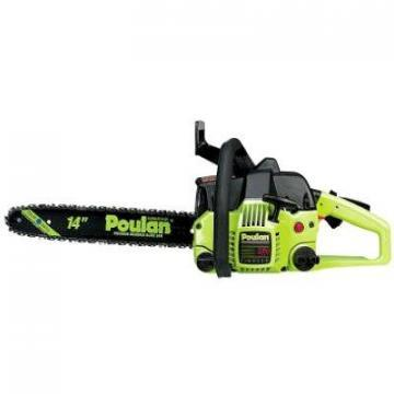 Husqvarna Poulan Gas Chainsaw, 33-cc  Engine, 14""