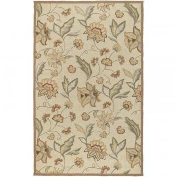Artistic Weavers Brooks Beige Polypropylene 5' x 8' Area Rug