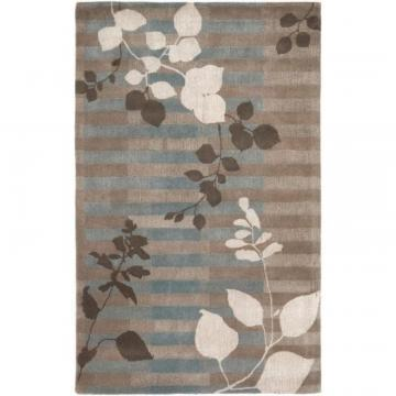 Artistic Weavers Nelson Gray New Zealand Wool Accent Rug - 2' x 3' Area Rug
