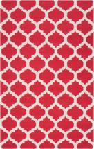 Artistic Weavers Saffre Red Wool 9' x 13' Area Rug