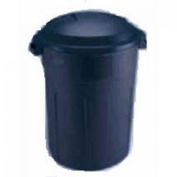 Rubbermaid Rubbermaid Roughneck Trash Can, Blue, 32-Gal.