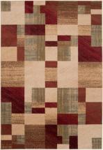 "Artistic Cottica Light Pear Polypropylene 5' 3"" x 7' 6"" Area Rug"