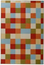 Lanart Designer Kids 9x12 Scatter Patch Orange