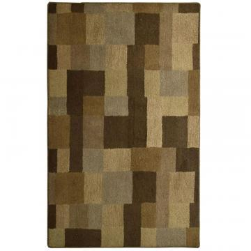 Lanart Cocoa Highlands Area Rug 3' x 4' 6""