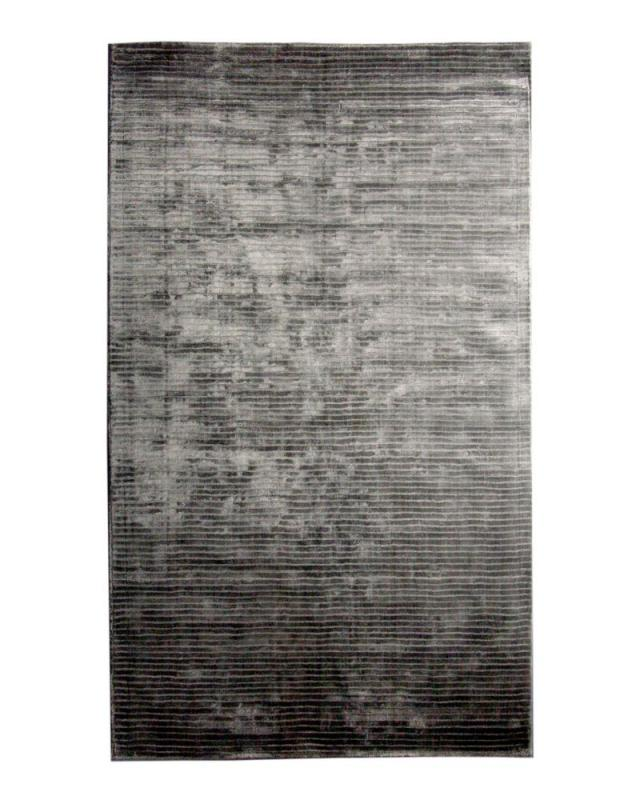Lanart Charcoal Luminous 9' x 12' Area Rug