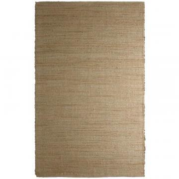 Lanart Natural Jute 5' x 8' Area Rug