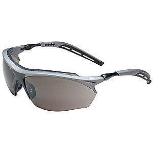 3M Maxim  GT Anti-Fog Safety Glasses, Gray Lens Color