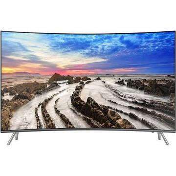 "Samsung UN65MU8500F 65"" 4K LED Ultra-HD Curved Smart TV"