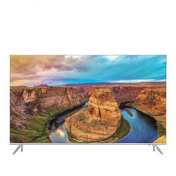 "Samsung UN55KS8000 55"" 4K Ultra HD Smart LED TV with 2-Year Warranty"