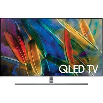 "Samsung QN55Q7FAMF 55"" Flat 4K QLED TV with OneRemote"