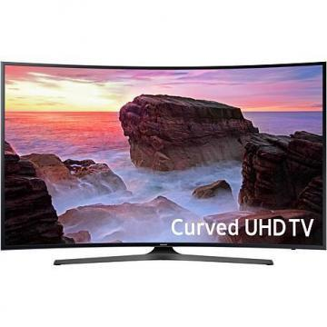 "Samsung 49MU6500 49"" 4K LED Ultra-HD Curved Smart TV"